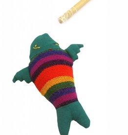 Upavim Crafts Cat-fishing Toy