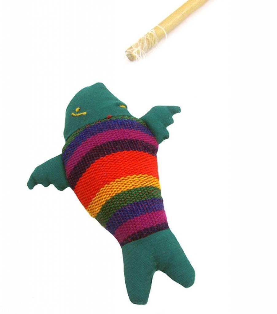 Cat-fishing Toy