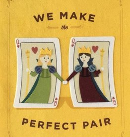 Good Paper Perfect Pair Queens