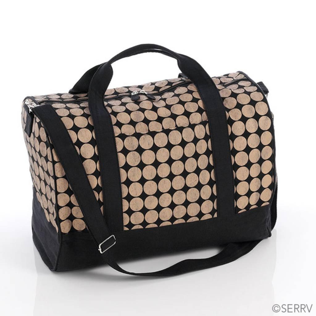 SERRV Dotty Weekender Bag