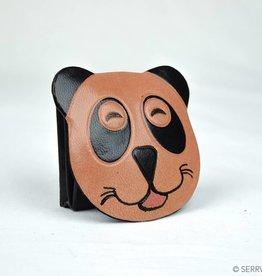 SERRV Smiling Panda Coin Purse