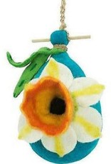 dZi Daffodil Birdhouse