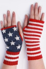Green 3 Apparel Flag Handwarmers