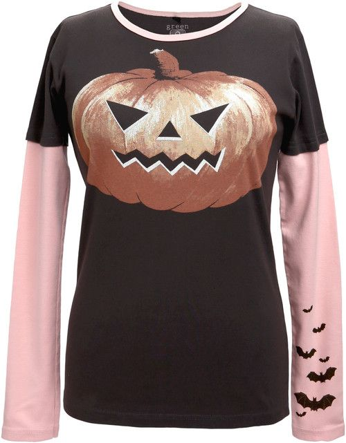 Green 3 Apparel Pumpkin Bat 2 DU