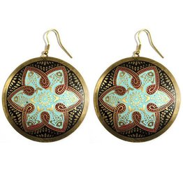 Matr Boomie Tzolk' in Earrings