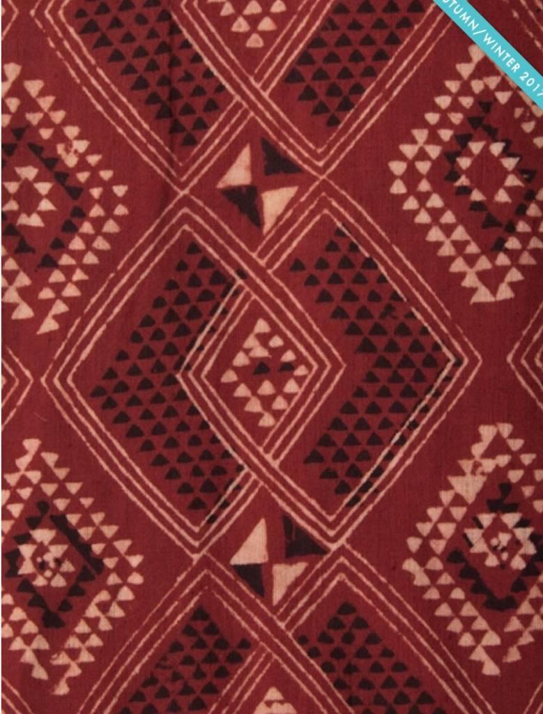 Mata Traders Vintage Pleat Dress