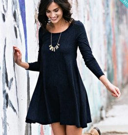 Mata Traders Knit Flounce Dress