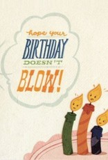 Good Paper Birthday Doesn't Blow