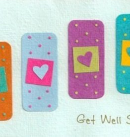 Good Paper Get Well Bandages
