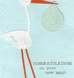 Good Paper Graceful Stork