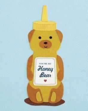 Good Paper Honey Bear