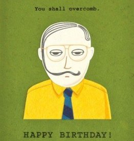 Good Paper Overcomb birthday
