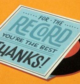 Good Paper Record Thanks