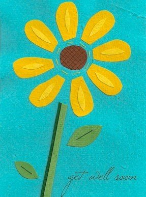 Good Paper Soothing Sunflower