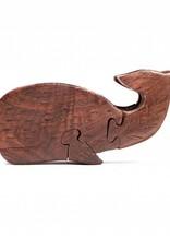 Matr Boomie Whale Puzzle Box