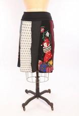 Green 3 Apparel Christmas Sweater Skirt