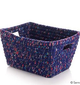 SERRV Purple Berry Ideal Basket