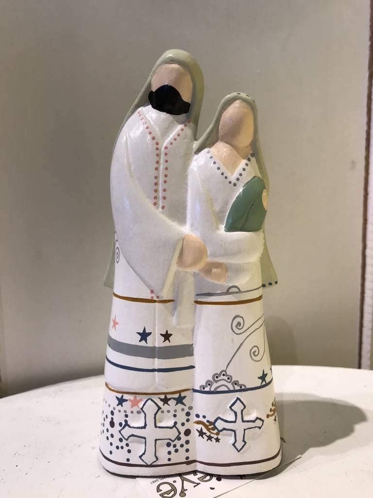 SERRV Painted Nativity