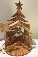 SERRV O'Christmas Tree Nativity