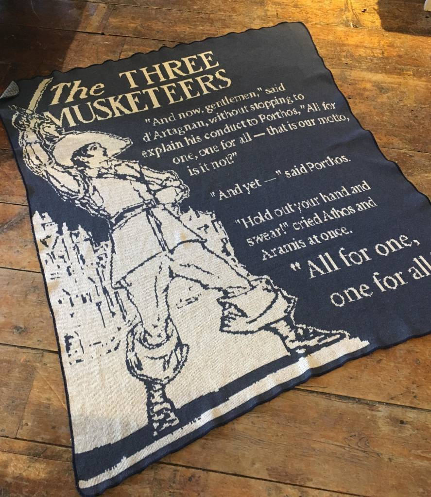 The Three Musketeers Throw
