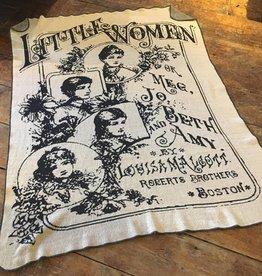 Green 3 Apparel Little Women Throw