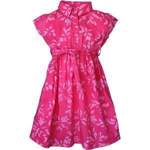Global Mamas Girls Shirt Dress
