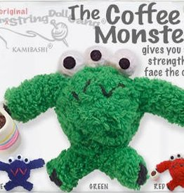 Kamibashi The Coffee Monster