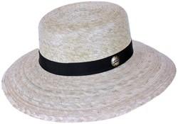 Tula Hats Rockport Black Band