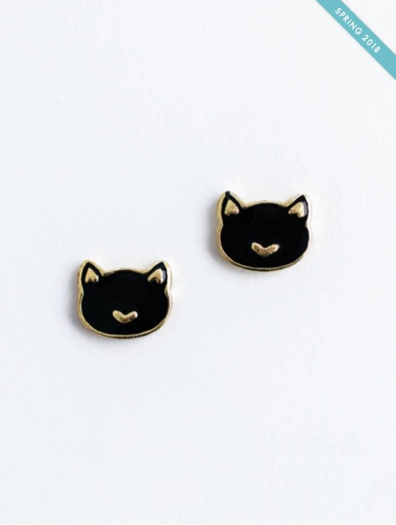 Kit Cat Studs