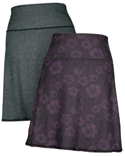 Skulls and Roses Reversible Sport Skirt