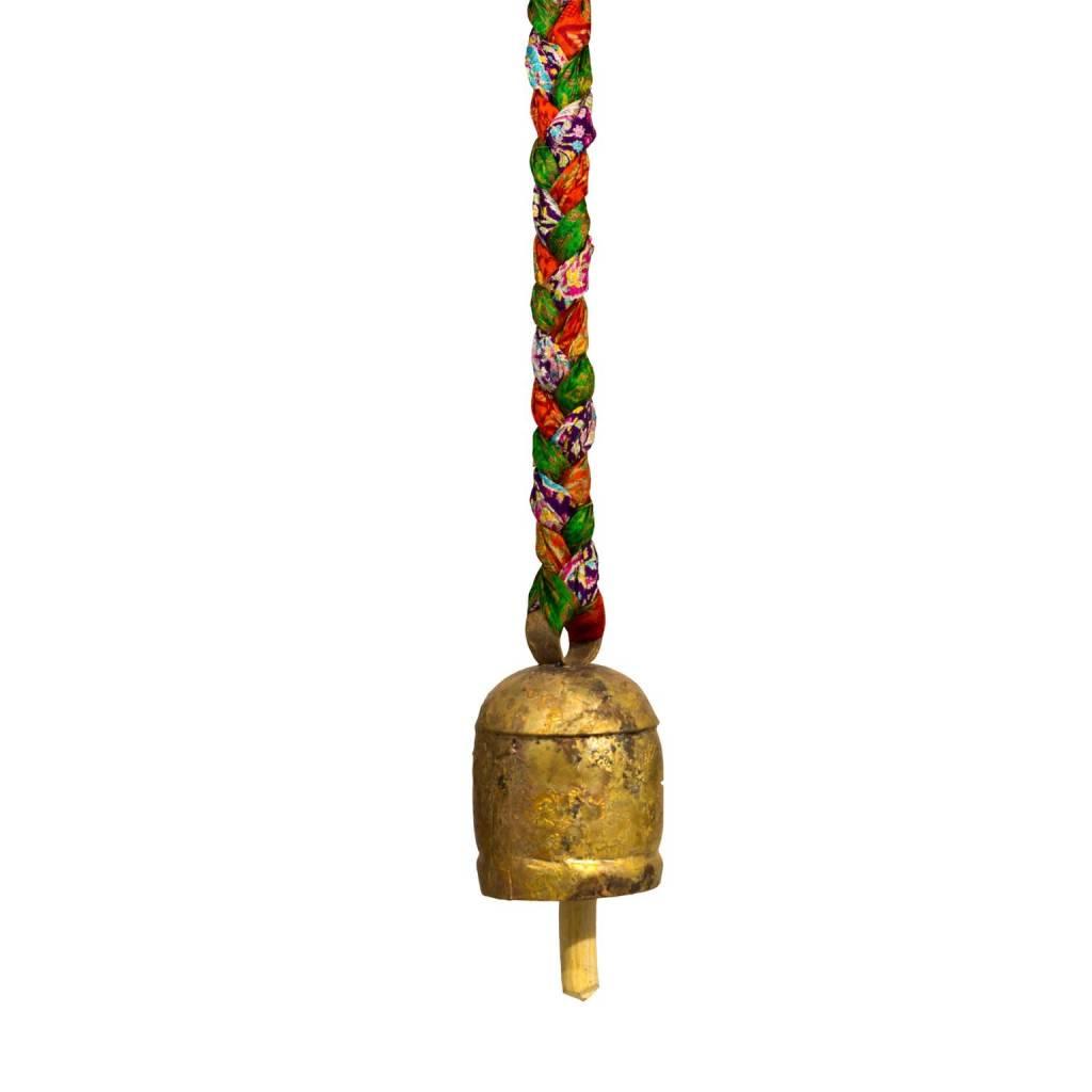 Braided Sari Bell