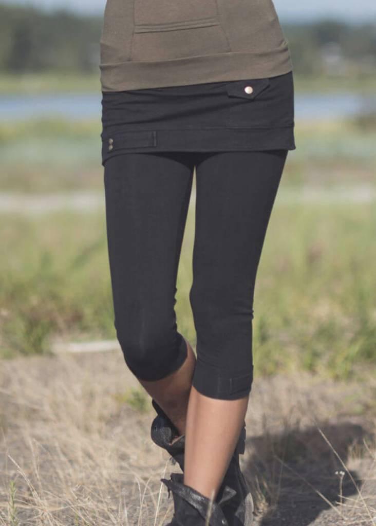 Nomads Hempwear Indica 3/4 Leggings