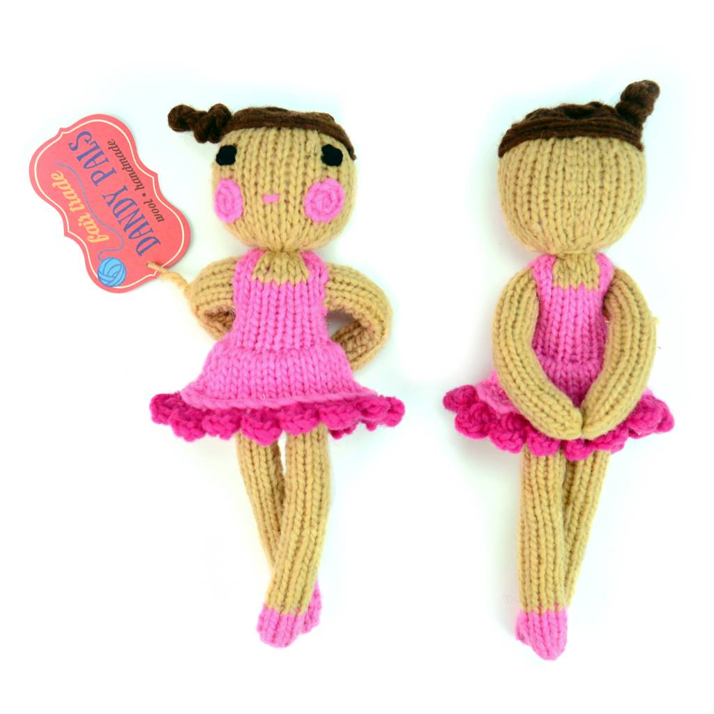 Ballerina Dandy Doll