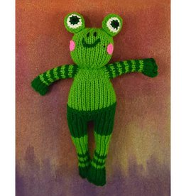 Frog Dandy Doll