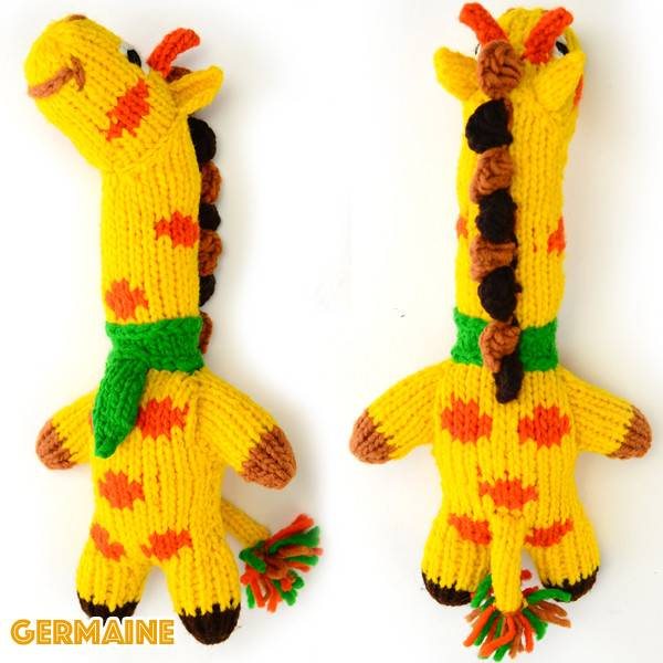 Giraffe Dandy Doll