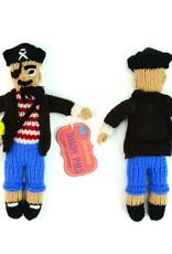Minga Imports Pirate Dandy Doll