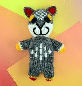 Wolf Dandy Doll