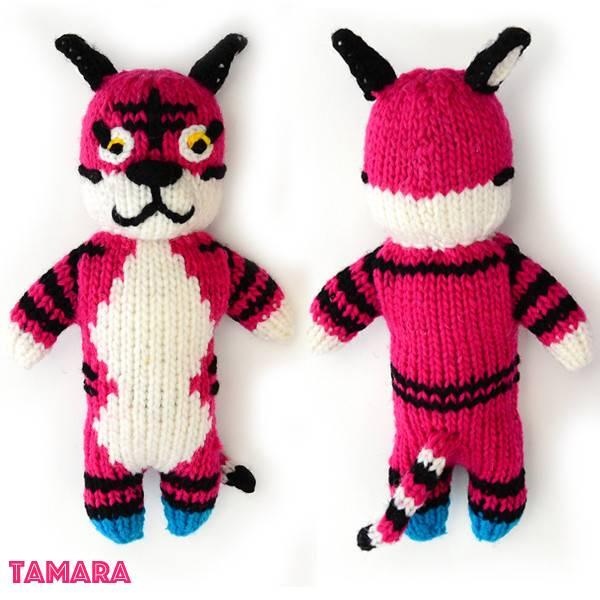 Tiger Dandy Doll