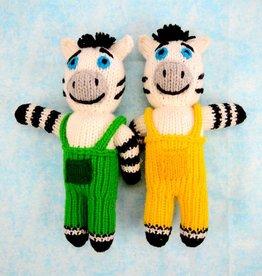 Zebra Dandy Doll