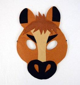Horse Felt Mask