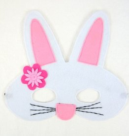 Rabbit Felt Mask