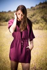 Mealea Dress Wine