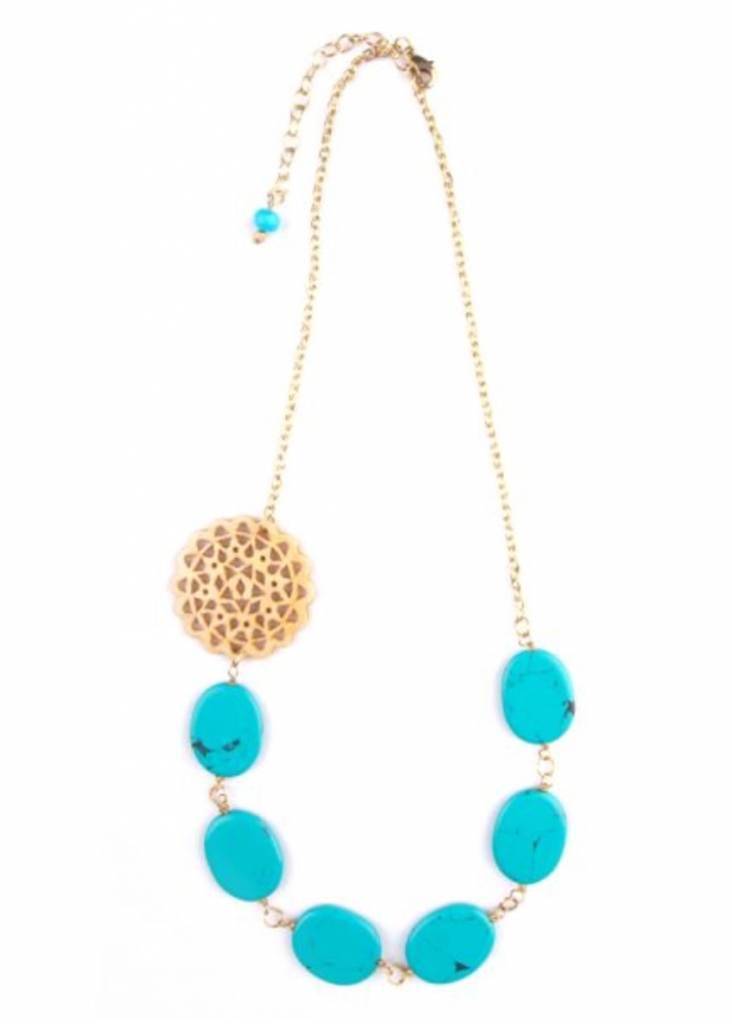 Seven Seas Necklace