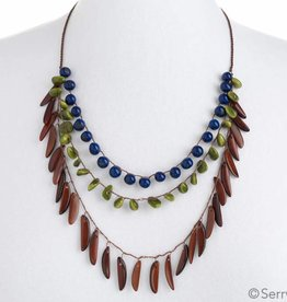 SERRV Amazonia Necklace