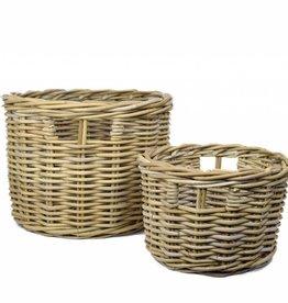 SERRV Rattan Basket