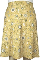 Green 3 Apparel Birds & Floral Reversible Sport Skirt