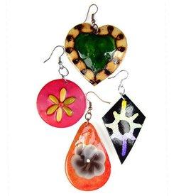 Gourd Diversity Earrings