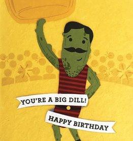 Good Paper Big Dill Birthday
