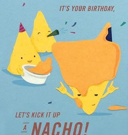 Good Paper Nacho Birthday