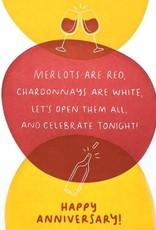 Good Paper Anniversary Wine